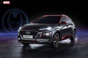 Hyundai Kona được thiết kế theo phong cách Iron Man trông sẽ thế nào?