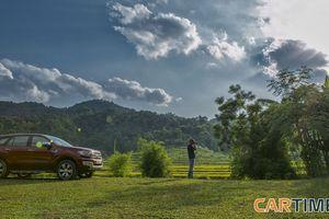 Ford Heritage Photo Tour - Hành trình Pù Luông đẹp 'quên lối về'