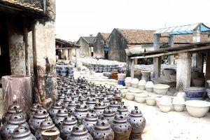 Giao lưu làng nghề truyền thống Hà Nội và Quảng Nam