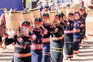 Ngày hội du lịch Kbang năm 2018