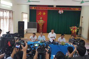 Ai chủ mưu sửa, nâng điểm thi THPT Quốc gia tại Sơn La?