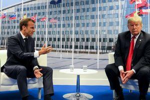 Tổng thống Pháp dùng chính 'nghệ thuật đàm phán Trump' ứng phó Mỹ