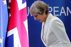 Chỉ 1/10 người Anh ủng hộ Thủ tướng Theresa May về Brexit