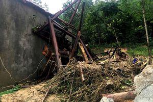 Đã tìm thấy thi thể bé gái bị lũ cuốn trôi tại Thanh Hóa