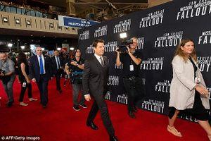 Tuổi 56, tài tử Tom Cruise vẫn bảnh bao và phong độ bất chấp thời gian