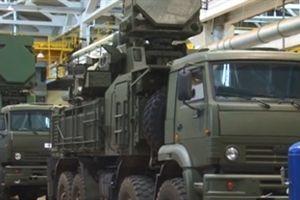 Nga đẩy tiến độ xuất khẩu Pantsir-S1 cho Việt Nam