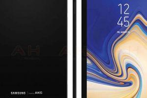 Galaxy Tab S4 sẽ là chiếc tablet 'siêu bảo mật'