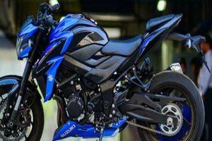 Suzuki Gixxer 250 sắp ra mắt, Honda CBR250R thêm áp lực