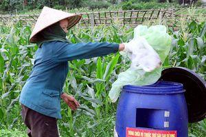 Bỏ túi ni lông cho môi trường sạch bền vững