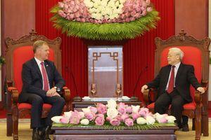 Việt Nam coi trọng quan hệ Đối tác chiến lược với Australia