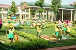 Trong 10 năm qua, Hà Nội có thêm 434 trường học các cấp