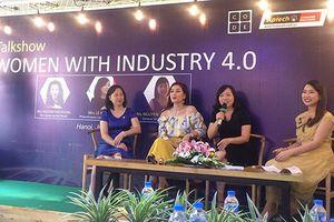 Vai trò của phụ nữ trong cuộc cách mạng công nghiệp 4.0