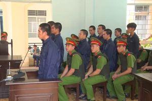 Xét xử 10 đối tượng gây rối tại Tuy Phong, Bình Thuận