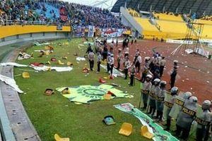 Indonesia lo ngại tái diễn bạo lực trên sân vận động ở ASIAD 18