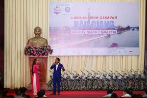 Chương trình Caravan 'Hội nghị xúc tiến thương mại đầu tư giữa các doanh nghiệp 2018'