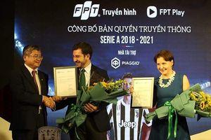 FPT sẽ cố gắng đưa Ronaldo sang Việt Nam nếu có cơ hội