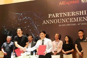 OSB và AliExpress 'bắt tay' giúp doanh nghiệp vừa và nhỏ Việt Nam tiếp cận thị trường toàn cầu
