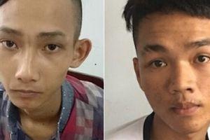 Hai thanh niên nghiện gây ra 10 vụ trộm, cướp tài sản