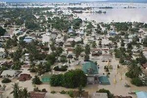 Cảnh tượng khủng khiếp sau thảm họa vỡ đập ở miền Nam Lào