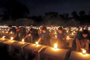 Sẽ tổ chức Đại lễ cầu siêu anh linh các liệt sỹ bên sông Thạch Hãn