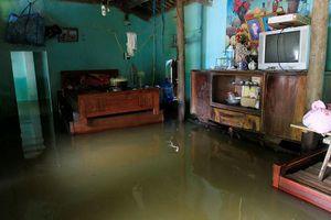 Hà Nội: Vào 'biển nước' Chương Mỹ, Quốc Oai