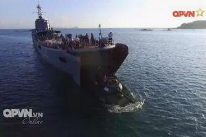 Hải quân Việt Nam phát triển vượt bậc khi có thêm lữ đoàn tàu đổ bộ