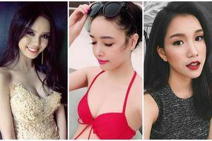 Em gái Hoa hậu, nữ hoàng sắc đẹp Việt: Người an phận, kẻ mỗi khi xuất hiện lại khiến showbiz chao đảo vì đẹp hết phần chị