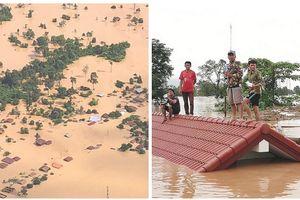 Vụ vỡ đập thủy điện ở Lào sẽ không ảnh hưởng lớn tới Đồng bằng sông Cửu Long