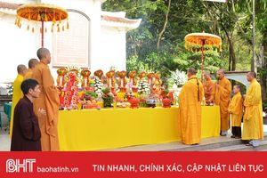 Trang trọng Lễ giỗ lần thứ 50 của 10 liệt nữ TNXP Ngã ba Đồng Lộc