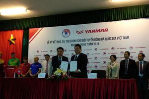 Yanmar – Nhà tài trợ Chính cho Đội tuyển Bóng đá Việt Nam