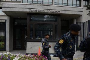 Mỹ: Xe chở nhân viên Sứ quán tại Guatemala bị bắn