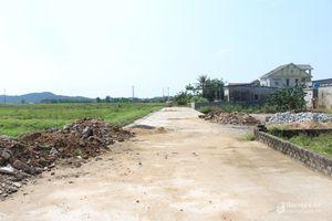 Lô đất quê 200 m2 được bán 4,6 tỷ đồng làm 'nóng' thị trường bất động sản ở Quỳnh Lưu