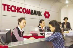 6 tháng đầu năm 2018, lợi nhuận Techcombank tăng 90%