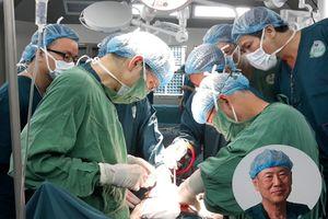 'Huyền thoại sống' về ghép tạng thế giới phẫu thuật tại Đà Nẵng