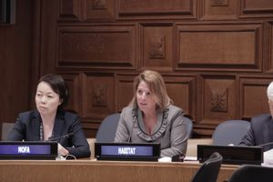 Dự án Làng thép Posco được giới thiệu tại Liên Hiệp Quốc