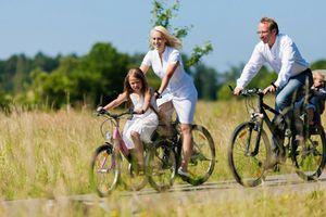 4 lợi ích tuyệt vời nhờ đi xe đạp có thể bạn chưa biết