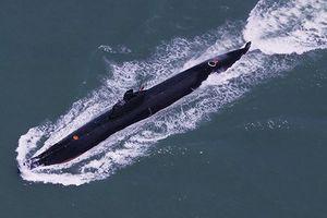 Trung Quốc tung 'tàu ngầm có trí khôn' cạnh tranh Mỹ