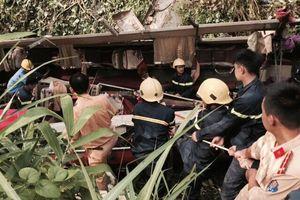 Khởi tố hình sự vụ xe khách rơi xuống vực khiến 4 người chết