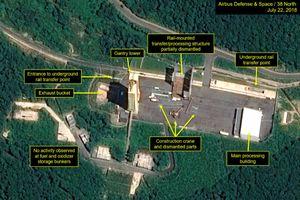 Giữ đúng lời hứa, Triều Tiên tháo dỡ bãi thử tên lửa quan trọng