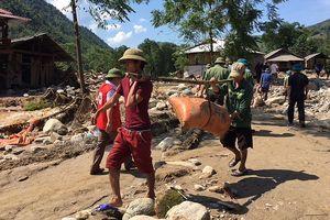 Yên Bái tiếp tục nỗ lực khắc phục hậu quả mưa lũ, sạt lở đất