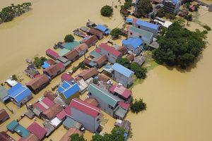 27 người chết vì mưa lũ, 6 sự cố đê điều phát sinh