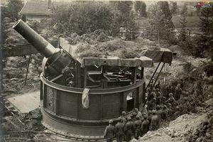 Choáng với siêu pháo sánh ngang tên lửa của Đế quốc Áo-Hung