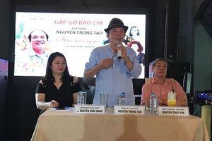 Sau đột quỵ, nhạc sĩ Nguyễn Trọng Tạo trở lại với âm nhạc