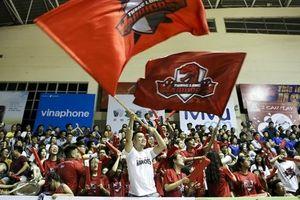 Chùm ảnh: Chiến thắng của Thang Long Warriors và tình yêu dành cho bóng rổ của người hâm mộ Hà Nội