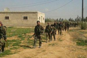 Hất cẳng IS, quân đội Syria giải phóng một loạt thị trấn quan trọng