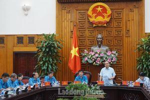 Thủ tướng đề nghị đẩy nhanh tiến độ xây dựng thiết chế công đoàn