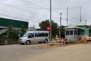Sau vụ vỡ đập tại Lào, rất đông người Việt thoát nạn về nước qua cửa khẩu Bờ Y