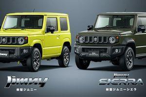SUV giá rẻ Suzuki Jimny sắp tới Thái Lan, rộng đường về Việt Nam