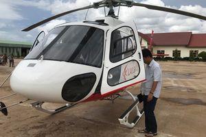 Vụ vỡ đập thủy điện ở Lào: Trực thăng cứu nạn đã đến nơi 26 công nhân Hoàng Anh Gia Lai bị cô lập