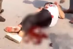Bắc Giang: Nữ sinh bị đâm gục trước cổng công viên vì mâu thuẫn